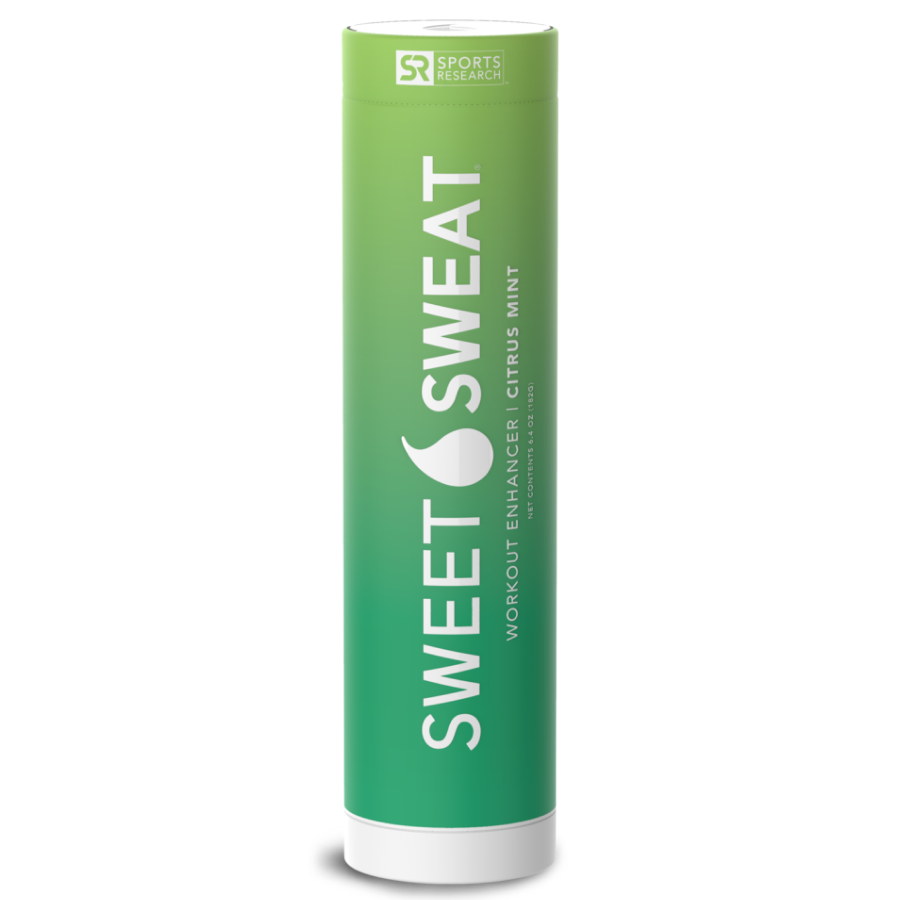 Мазь Sweet Sweat Citrus Mint Stick 182гр.