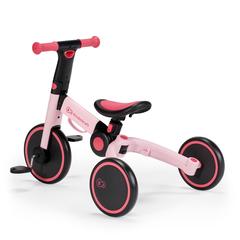 Беговел от года 3 в 1 Kinderkraft 4Trike Candy Pink