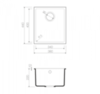Схема Omoikiri Bosen 38-U-PL