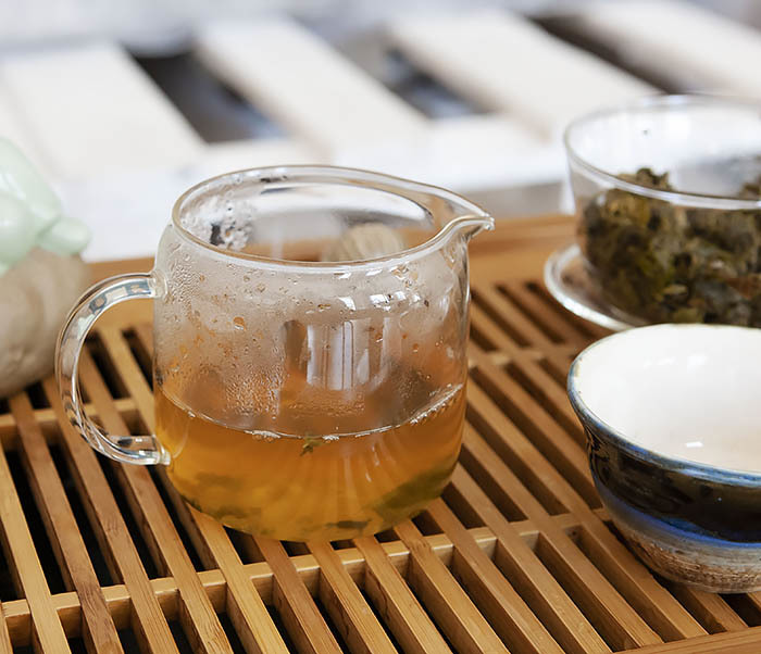 TEA-CH126 Китайский чай «Жасминовые Жемчужины Дракона» (Моли Лун Чжу, 50 гр) фото 10