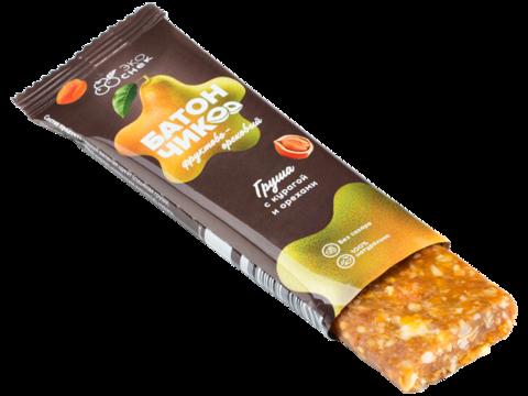Батончик фруктово-ореховый