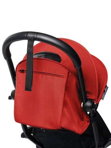 Прогулочная коляска Babyzen  Yoyo 2 Black frame Red