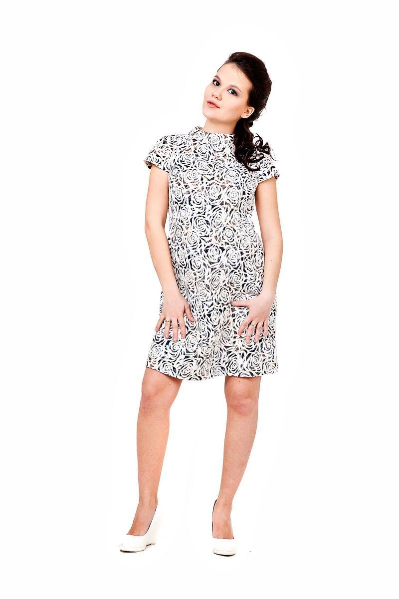 Платье для беременных 06119 белый