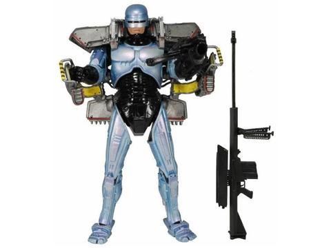 Robocop 3 Figure With Jet Pack