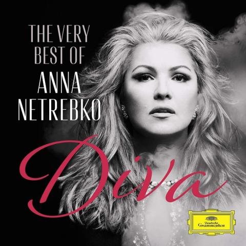 Anna Netrebko / Diva - The Very Best Of (CD)