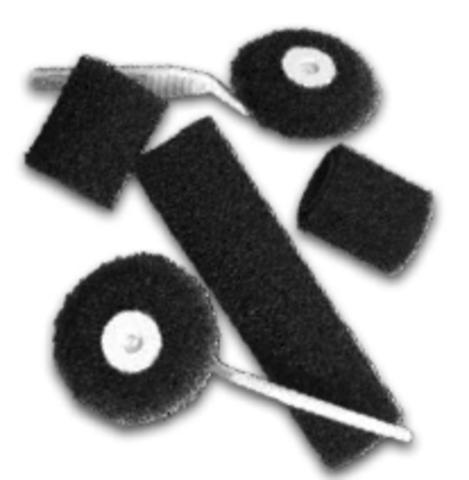 MULTISPEC foam roller инструменты для нанесения краски с эффектом природного камня
