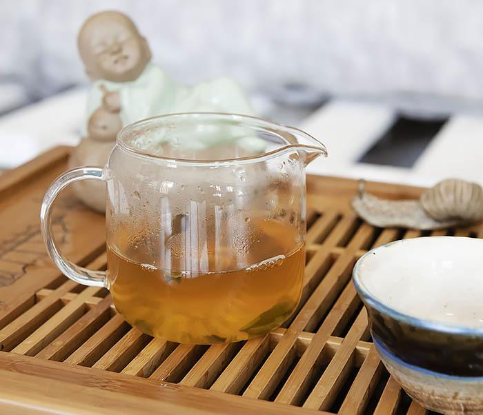 TEA-CH126 Китайский чай «Жасминовые Жемчужины Дракона» (Моли Лун Чжу, 50 гр) фото 11