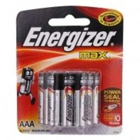 Батарейка Энерджайзер Макс E91/AA BP6