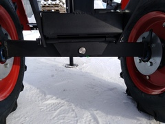Адаптер задний с рулем АМ-3 для мотоблока