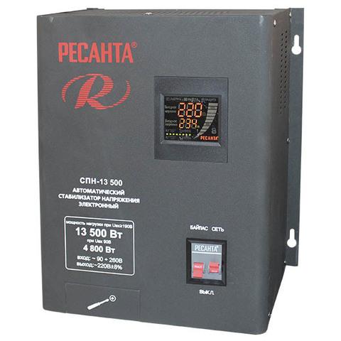 Стабилизатор напряжения Ресанта СПН 13500 Вт