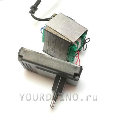 Блок питания трансформаторный БПН, 9В, 1А (нестабилизированный)