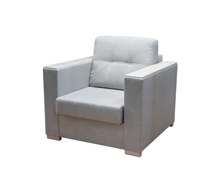 кресло-кровать Карелия-Люкс, подлокотники П3, обивка рогожка