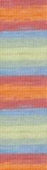 3611 (коралл, оранж,голубой, салат)
