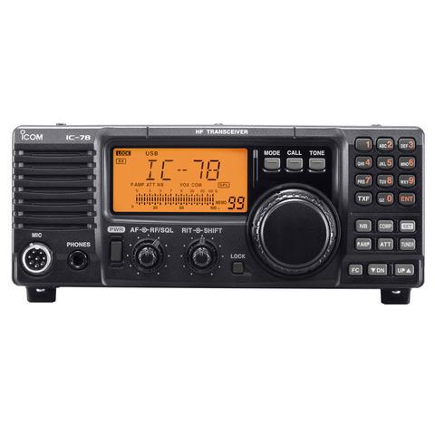 КВ радиостанция Icom IC-78