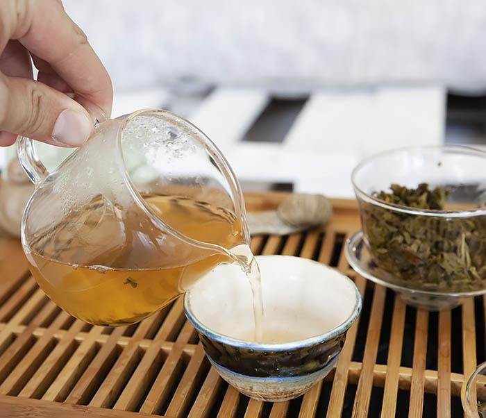 TEA-CH126 Китайский чай «Жасминовые Жемчужины Дракона» (Моли Лун Чжу, 50 гр) фото 12