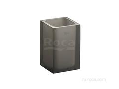 Ice стакан чёрный Roca 816860012 фото