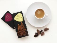 Темный шоколад с клюквой 50 г, Чехия