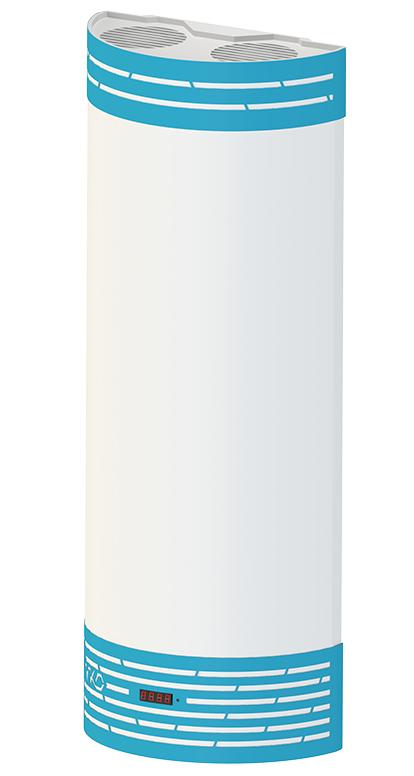 Облучатель-рециркулятор бактерицидный ОБР-15/2-H (настенный)