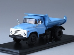 ZIL-MMZ-555 Tipper 1979 late blue 1:43 Start Scale Models (SSM)