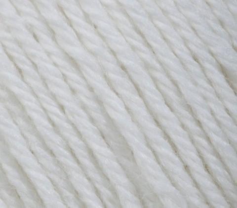 Купить Пряжа Gazzal Baby wool XL Код цвета 801   Интернет-магазин пряжи «Пряха»
