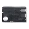 Швейцарская карточка Victorinox SwissCard Nailcare, черная