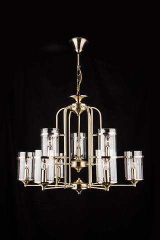 Подвесная люстра в стиле лофт 60040/9 античная бронза