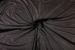 Сетка корсетная черная мягкая 20*35 см