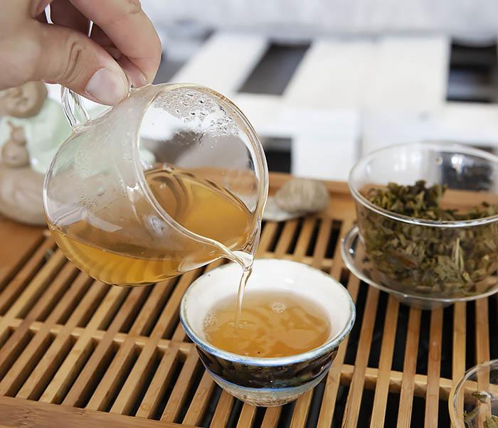 TEA-CH126 Китайский чай «Жасминовые Жемчужины Дракона» (Моли Лун Чжу, 50 гр) фото 13