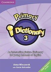 Primary i-Dictionary 3 Flyers DVD-ROM (Single classroom)