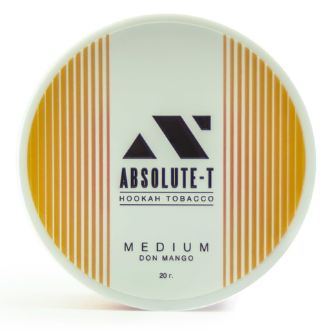 Табак Absolute-T Med 20гр Don Mango