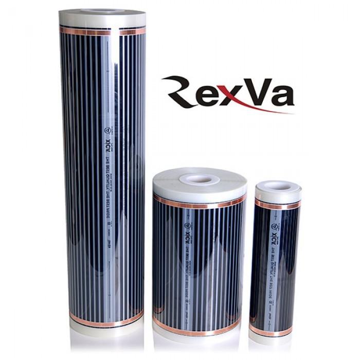 Инфракрасный пленочный теплый пол rexva xm