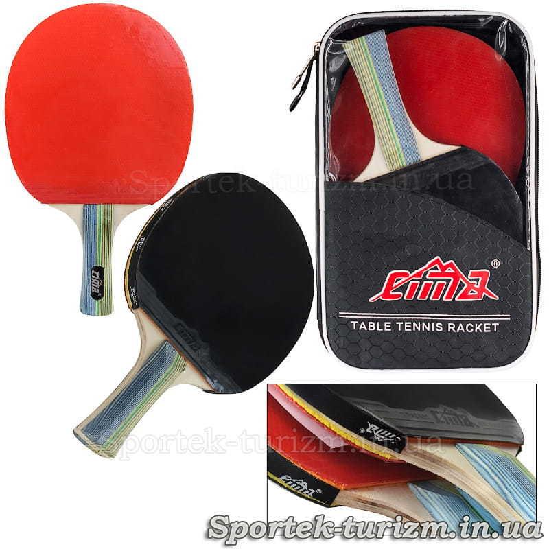 Ракетки для настольного тенниса Cima CM-T100