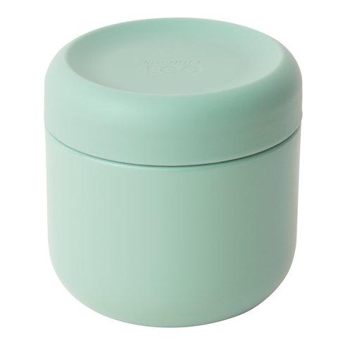 Пищевой контейнер с эффектом термоса 350мл Leo (мятного цвета)