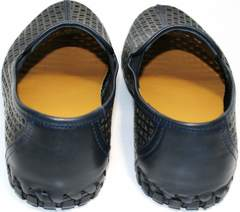Мужские туфли мокасины Vasari trend Firenze N-1937 2074.