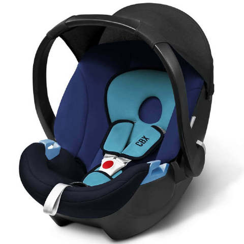 Автокресло Cybex Aton Basic CBX Blue Moon