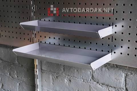 Лоток для металлической перфорированной панели (система IF)