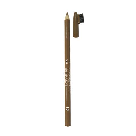 LavelleCollection Карандаш для бровей тон 01 светло-коричневый