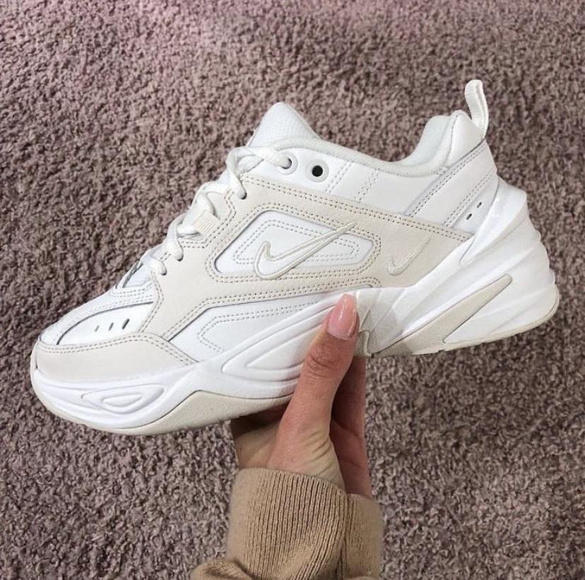 Nike M2K Tekno White/Bege