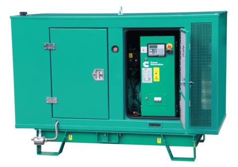 Кожух для дизельного генератора от 21 до 50 кВт