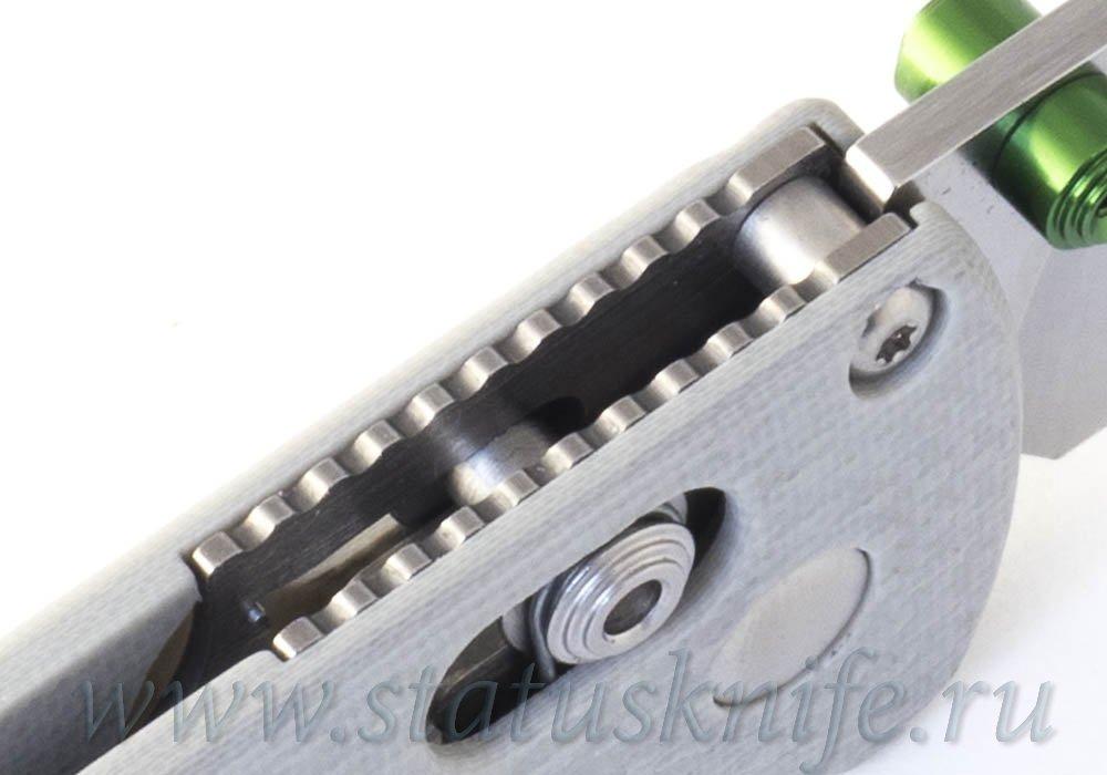 Нож Benchmade 535-2002 Bugout 20CV G10 Gray - фотография