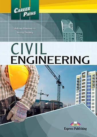 Civil Engineering. Student's book. With digibook apps  - гражданское строительство (ПГС)- учебник с электронным приложением