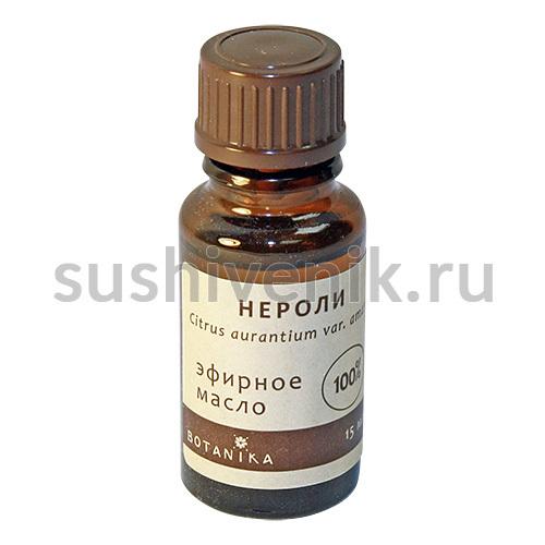 Нероли - эфирное масло с цветочными нотами