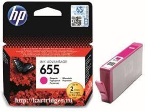 Картридж Hewlett-Packard (HP) CZ111AE №655