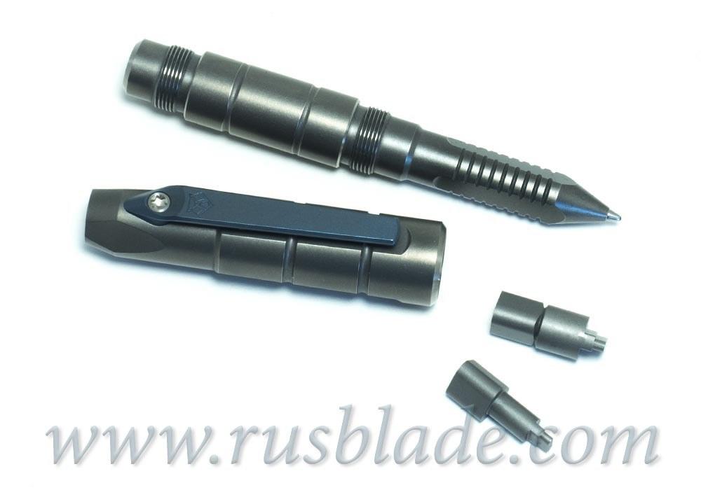 Shirogorov Pen Blue Screwdriver for Flipper 95, Tabargan, Hati, F3, 110, 110b, 111.. - фотография