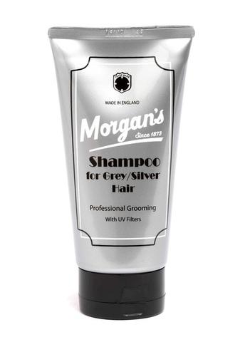 Шампунь для осветленных и седых волос Morgan`s 150 мл