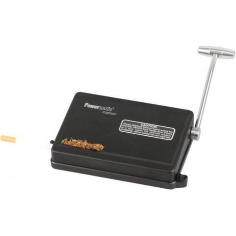 Поршневая машинка POWERMATIC 150 для набивки сигаретных гильз 8мм