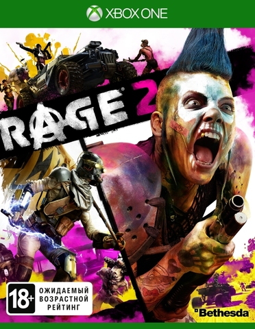 Rage 2 (Xbox One/Series X, русская версия)