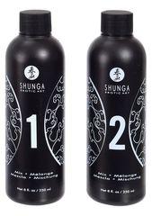 Массажный гель Shunga с запахом экзотических фруктов