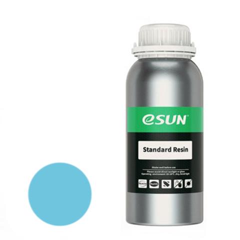 Фотополимер ESUN Standard голубой (0,5 кг)