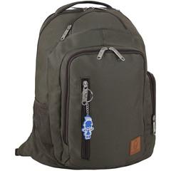 Рюкзак для ноутбука Bagland Техас 29 л. Хаки (00532662)
